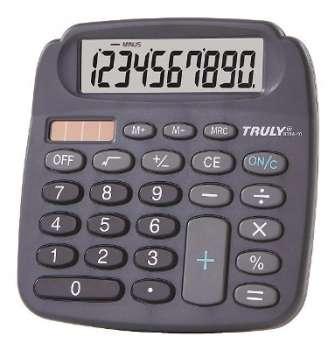 Stolní kalkulačka Truly 808A -10