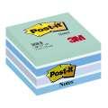 Samolepící bločky Post-it v kostce - mineral