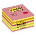 Samolepící bločky Post-it v kostce - lolipop