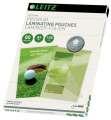 Laminovací kapsy Leitz - A4, 2x 80 mikronů, čiré, 100 ks