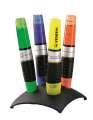 Zvýrazňovač Stabilo Luminator, 4 barvy