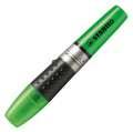 Zvýrazňovač Stabilo Luminator, zelený