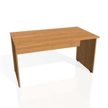 Psací stůl Hobis GATE GS 1400, olše/olše