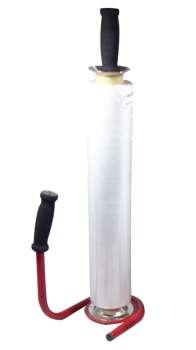 Ruční odvíječ fólie - nastavovací výška