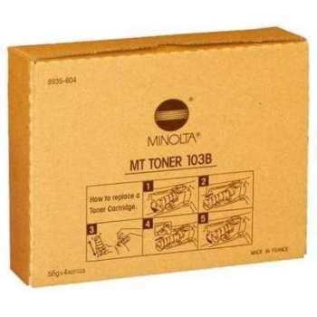 Kazeta tonerová Konica Minolta 103B, černá