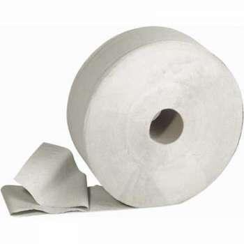 Toaletní papír Jumbo - jednovrstvý, průměr 26 cm, 6 rolí