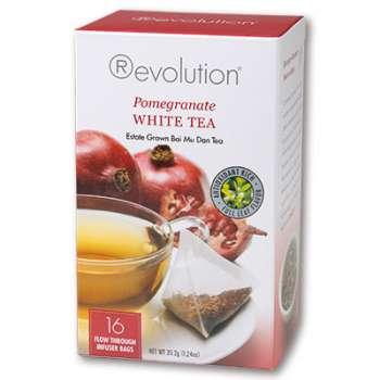 Čaj Revolution White Pomegranate Tea