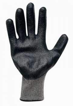 Pletené rukavice máčené RAZORBILL, vel. 7 palců