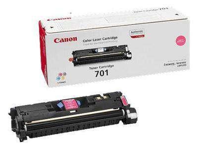 Toner Canon EP-701 - purpurová