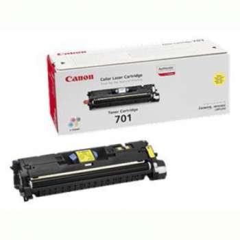 Toner Canon EP-701 - žlutý