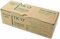 Toner Kyocera TK-17 - černá