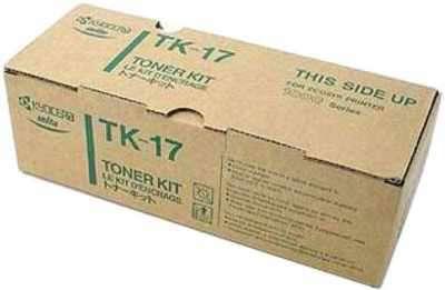 Toner Kyocera TK-17 - černý