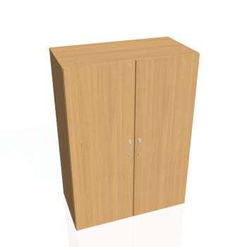 Skříňka policová Drive, plné dveře