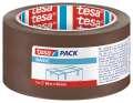 Balicí páska Tesa  Basic  - 50 mm x 66 m, hnědá