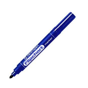 Popisovač na flipcharty Centropen 8550 - modrý