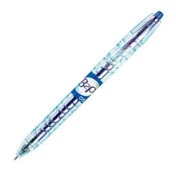 Gelový roller Pilot Begreen B2P - modrý, 0,3 mm