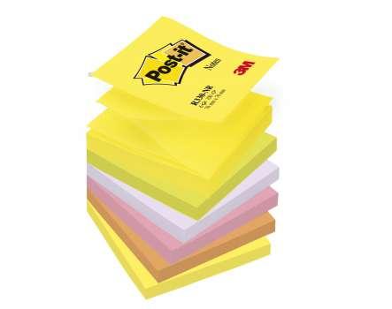 Z-bločky barevné Post-it, 6ks