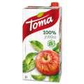 Džus Toma - jablko, 100%, 2 l