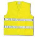 Reflexní vesta - žlutá, vel. UNI