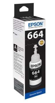 Cartridge Epson T6641 - černá