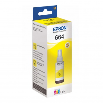 Cartridge Epson T6644 - žlutá