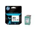 Cartridge HP CB337EE, č. 351 - 3 barvy