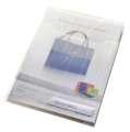 Desky Combifile závěsné s rozšiř. kapacitou, transparentní