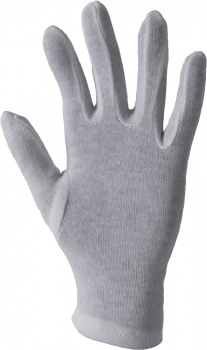 Bavlněné rukavice KEVIN, vel. 10