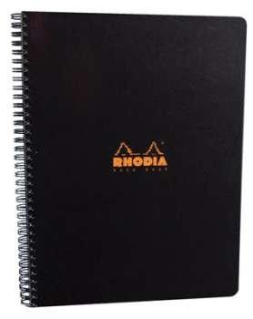 Blok Rhodia Notebook A4+, čtverečkovaný