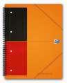 Blok Oxford International Meetingbook A4+ linkovaný