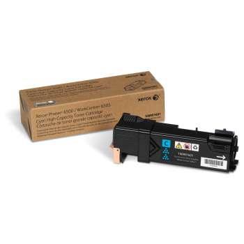 Toner Xerox 106R01601 - azurový