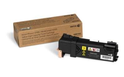 Toner Xerox 106R01603 - žlutá