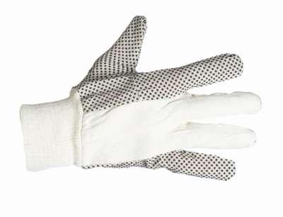 Rukavice - OSPREY, textilní, šité, povrstvené, 10 palců