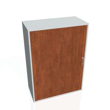 Skříňka policová Drive, roletové dveře