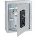 Elektronický sejf na klíče - šedý