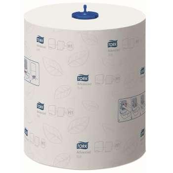 Papírové ručníky Tork - dvouvrstvé, 21 x 19 cm (š x v), bílé, 6 ks