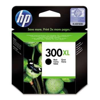 Cartridge HP CC641EE/300XL - černá