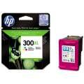Cartridge HP CC644EE/300XL - tříbarevná