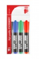 Popisovač permanentní ICO XXL - sada 4 barev