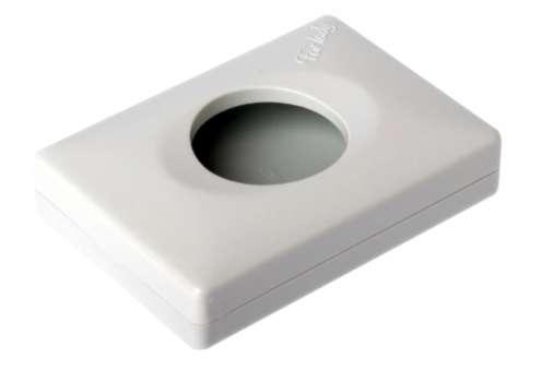 Zásobník na hygienické sáčky mikrotenové, bílý