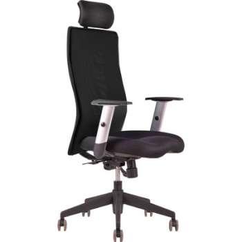 Kancelářská židle Mauritia Grand, SY černá