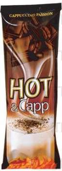 Horký nápoj Hellma - Cappuccino čoko, 40 x 25 g