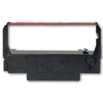 Barvicí páska pro Epson ERC 30/34/38 - černá/červená
