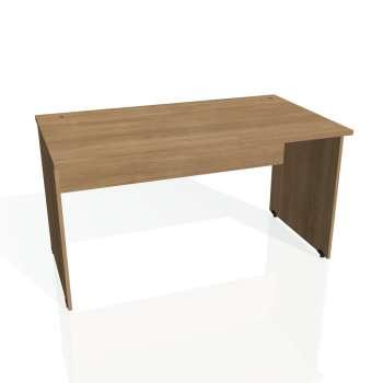 Psací stůl Hobis GATE GS 1400, višeň/višeň
