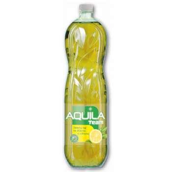 Čaj ledový Aquila - zelený s citronem, 6 x 1,5 l