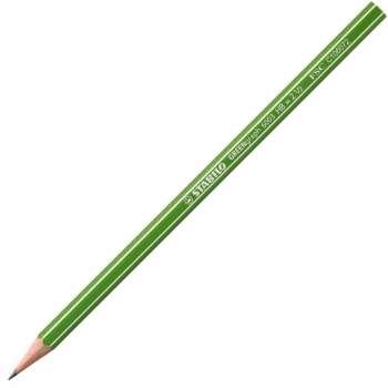 Grafitová tužka Stabilo Greengraph, bez pryže