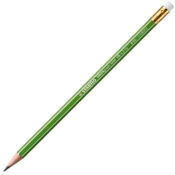 Grafitová tužka Stabilo Greengraph, s pryží