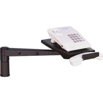 Držák telefonu s dlouhým ramenem - černá