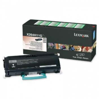 Toner Lexmark X264H11G - černý