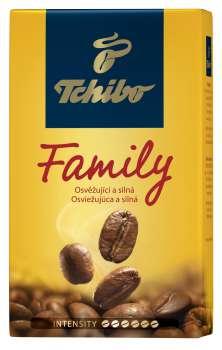 Mletá káva Tchibo Family - 250 g